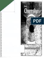 Chomsky - Sobre La Naturaleza y El Lenguaje
