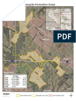 Mesquite Annexation Maps 2017 (Outdated, see revisions)