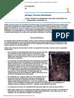 ECA Lección 8 Rasgos de Diagnóstico. Horizontes de Diagnóstico