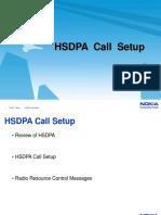 06 - HSDPA Call Setup