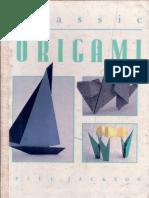 [折纸教程].Classic.Origami.(美)paul.jackson.插图版.pdf
