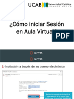 Tutorial AulaDigital IniciarSesión