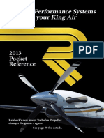 Raisbeck King Air Pocket Reference 2013