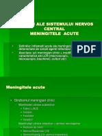 Infectii Ale Sistemului Nervos Central