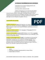 Fraturas, Luxações e Entorses- FILIPE OLIVEIRA