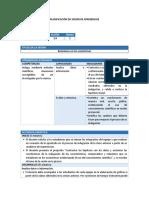 CTA1-U4-SESION 03Relaciones en Los Ecosistemas