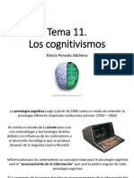 Los Cognitivismos (Vol. XI)
