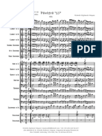 PANTERA 10- Partitura y Partes