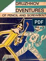 Yuri Druzhkov- The Adventures of Pencil and Screw Bolt