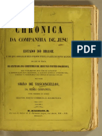 Vasconcellos 1865 Chronica Brown Vol1