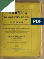 Vasconcellos 1865 Chronica Brown Vol1