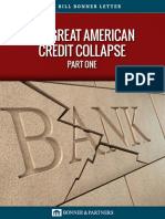 The Great American Credit Collapse Pt1