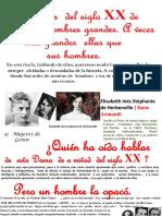 LISTO Est Est Est Mujeres Del Primder 1900