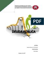 Luisana Deuda Publica