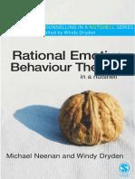 REBT in a Nutshell - Neenan, Dryden.pdf
