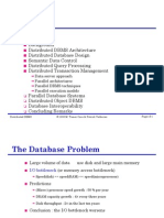 Distirbuted DataBase -Parallel