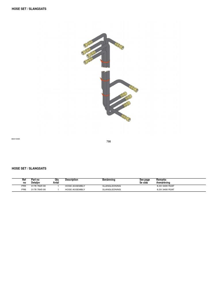 Atlas Copco Boomer MD Spare Parts Catalogue Part-2