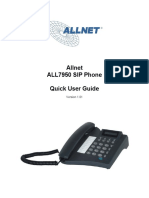 ALL7950 Manual English V1.01