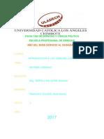 SISTEMAS JURÍDICOS resumen