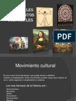 Movimientos Culturales de Europa