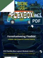 CodeSchool-CrackingTheCaseWithFlexbox