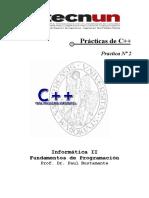 Practica c++ Nro 2