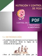 CONTROL DEL PESO, DIETAS Y TRASTORNOS ALIMENTARIOS.pptx