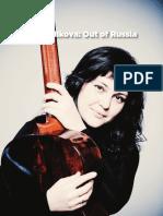 Irina Kulikova Out of Russia