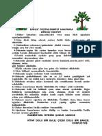 BAHÇE  DÜZENLENMESİ  HAKKINDA.doc