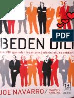Joe Navarro - Beden Dili.pdf