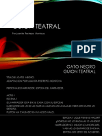 Guion Teatral GATO NEGRO [Autoguardado]