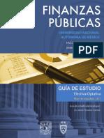 Guía Finanzas Publicas