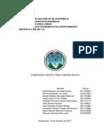Situacion Actual de la Energía Eolica en Guatemala