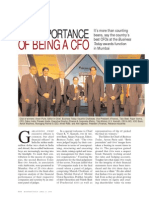 Best CFO Awards