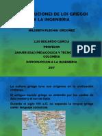 Aportes de Los Griegos a La Ingenieria(1)
