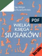 Hojer D. Kvarnstrom G. - Wielka Księga Siusiaków