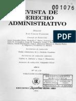 REVISTA DE DERECHO ADMINISTRATIVO