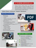 Brochure- A y b Ssom Servivios Sac