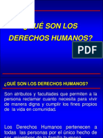 Presentacion Derechos Human