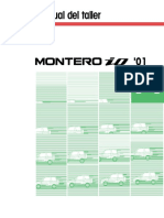 Cover Montero io 2001