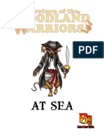 At Sea (Return of the Woodland Warriors)