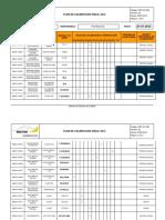 Fwf-Af-006 - Plan de Calibracion Anual
