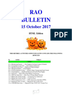 Bulletin 171015 (HTML Edition)