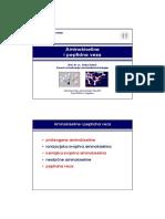 Aminokiselini i Peptidna Veza