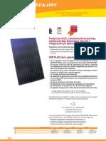 Catalogo Paneles VRFA HRF 2014