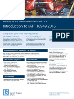 Lrqa Iatf 16949 2016 Intro to Iatf Uk Lr