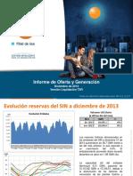 02_Informe_Oferta_y_Generacion_TXR_12_2013