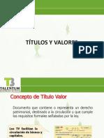 2. Titulos y Valores-1