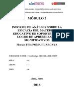 Informe Final de Análisis Modulo 2
