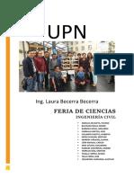 Feria de Ciencias - Informe